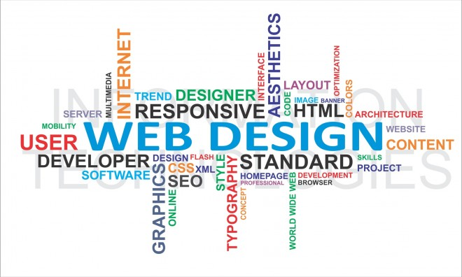 Web Design Services Throughout the UK